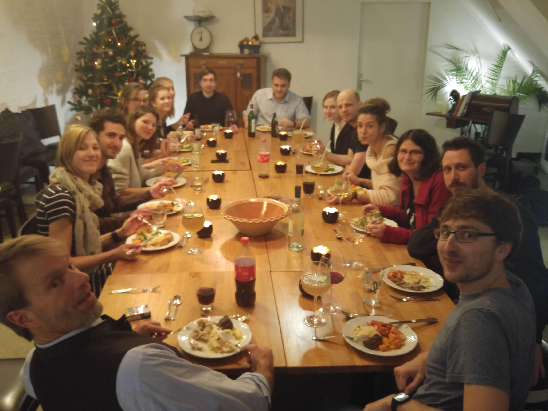 Jobs in Usability-Agentur Weihnachtsfeier