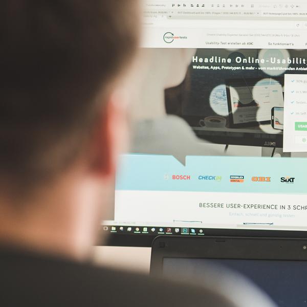 Usability-Agentur für Konzeption und UX-Design