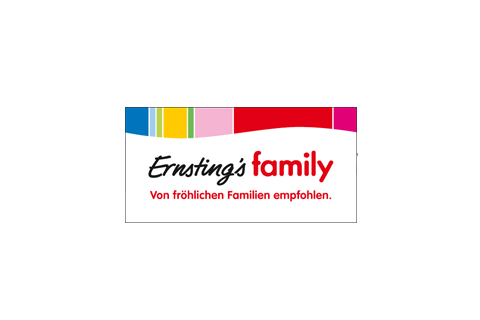 Ernistings family Logo