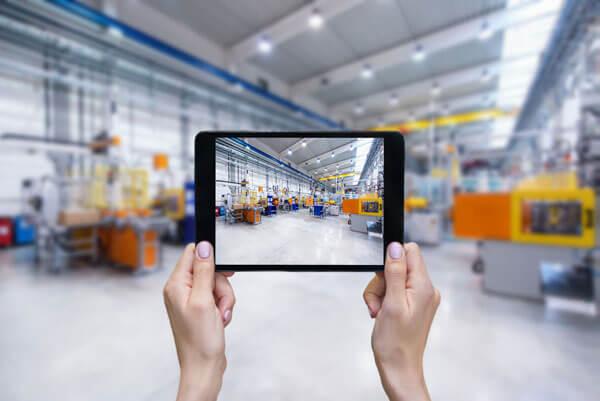 Digitalisierung mit Bedienerfreundlichkeit in der Industrie