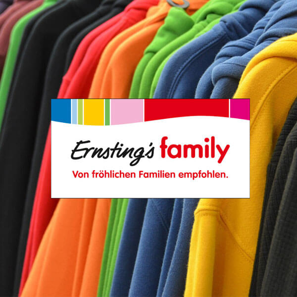 Ernsting's family Case-Study