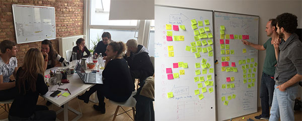 Design-Thinking Workshops