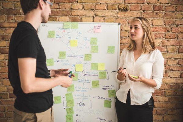 Kreativmethoden des Design Thinking