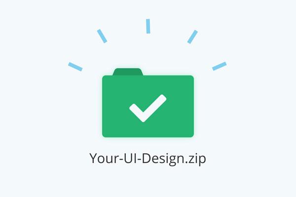 UI-Design mit Prototyp