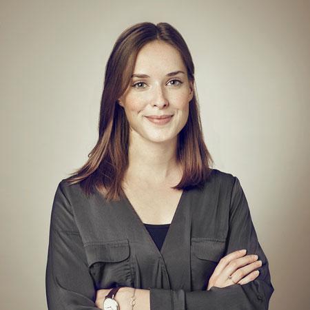 Kristin Mehnert von Condé Nast